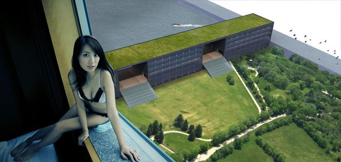 architectural rendering by default49