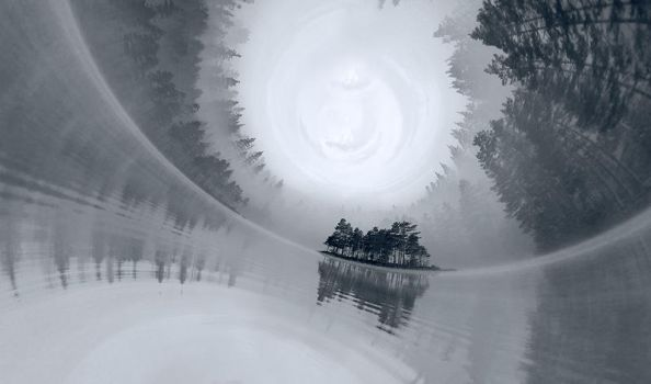 Flexified lake by RobinHedberg