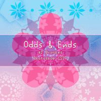 Odds + Ends by kabocha