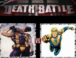 Request #125 Cable vs Booster Gold by LukeAlanBundesen