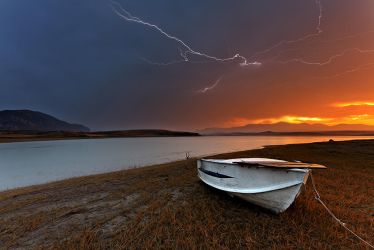 Summer storm by Chris-Lamprianidis