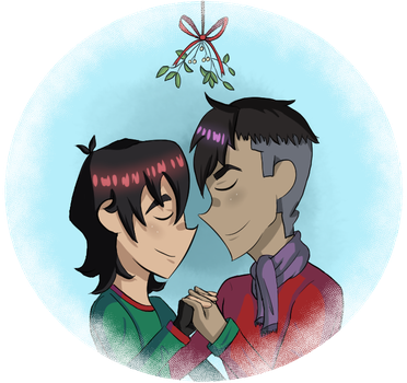 MERRY SHEITHMAS by FeralFighter