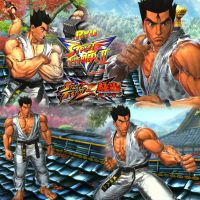 Ryu Street Fighter II Victory for SFxT by Rhazieul