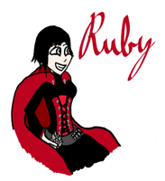 Ruby Rose by LordoftheVillains