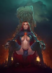 The Goblin Queen by Markovah