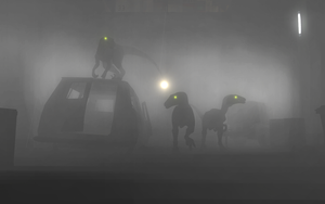 Hunters in the Mist by ProfessorNature