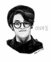 Taeil Fanart by rattree