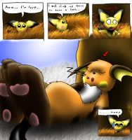 Pichu and the Beanstalk