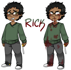 Horror Night: Rick by YTCTMST