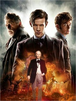 The First...Day of The Doctor by SimmonBeresford