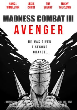 MADNESS COMBAT 3 MOVIE POSTER by FedericoVeyretou