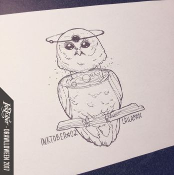 DIVIDED/OWL by Lailamon