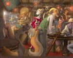 Coyote Cantina Desktop by Dreamkeepers