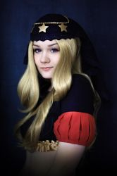 Odin Sphere - The Witch of Elrit by YumiKoyuki