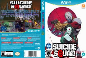 Suicide Squad on Wii U by LOrdalie