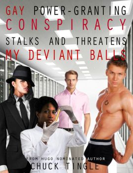 Gay Power-Granting Conspiracy by CPericardium