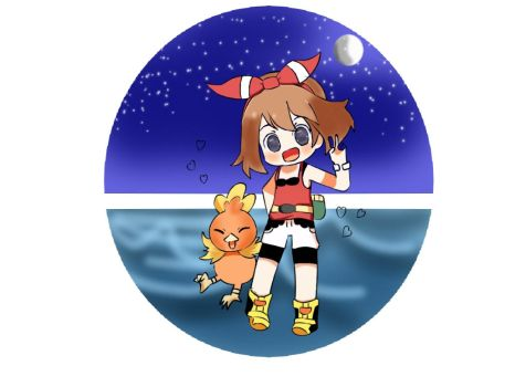 May/pokemon ruby fondo prueva 2 by Drawmanex