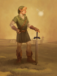 Link Portrait by Photia
