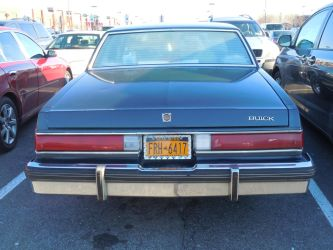 1985 Buick LeSabre Limited IV by Brooklyn47