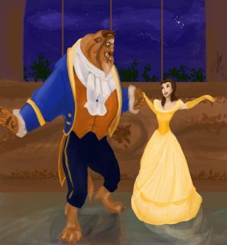 Tale As Old As Time by pirate-LD