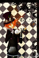 Son of a Hatter, Mad Hatter by dacrazycat