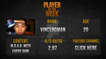 MattHDGamer Player of the Week layout by EcripArts