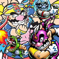 Wario's by sneasel4444