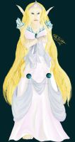 Princess Venatriel ::ORIGINAL:: by Kirita-Windwalker