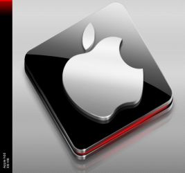 Apple hdd icon by Balling