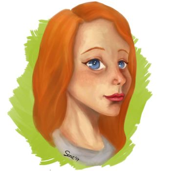 Must be a Weasley by Soozan