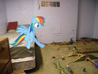 My Little Dashie: The M Rated Game Pt1 by Eli-J-Brony