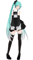 Gothic Miku - dl - by NoUsernameIncluded