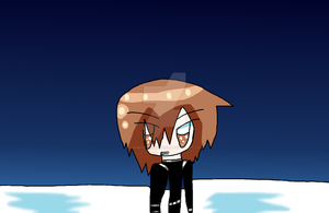 Winter Soldier by AnimeArtist154ever