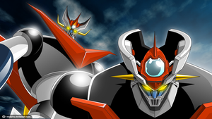 Great Mazinger and Mazinger Zero by vectormz
