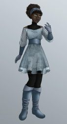 Ruth (modern clothes) by DataDias
