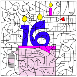 Happy 16th DA! by TheRealROACH3467
