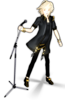 MMD Newcomer YOHIOloid (Model Download!) by Pokeluver223