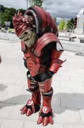 Wrex Cosplay by Manjou