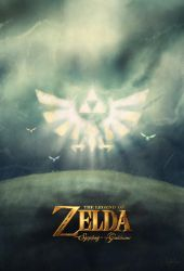 Symphony of the Goddesses The Epic Triforce by wehave1problem