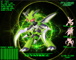 FUSE Corp-Scykabee by SuperSonicGX