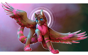 Commission for Cristal656Cat by Loopy44