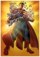 Man Of Steel: Unchained by BongzBerry