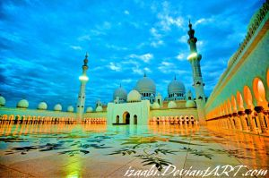 Grand Mosque by izaabi