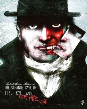 Dr Jekyll and Mr Hyde by Fingideon