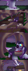 Against The Storm by SmallTimidBean
