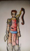 Markiplier Warrior by CrazyPanthery