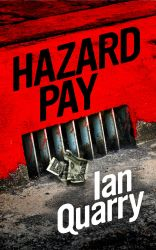 Book Cover Design for Hazard Pay by ebooklaunch