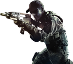 Call Of Duty Ghosts - Soldier Render By Ashish913 by Ashish-Kumar