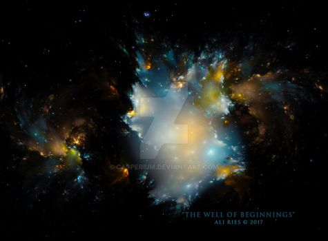 The Well of Beginnings by Ali Ries by Casperium