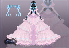 [Close]  Adoptable Outfit Auction 50 by LifStrange